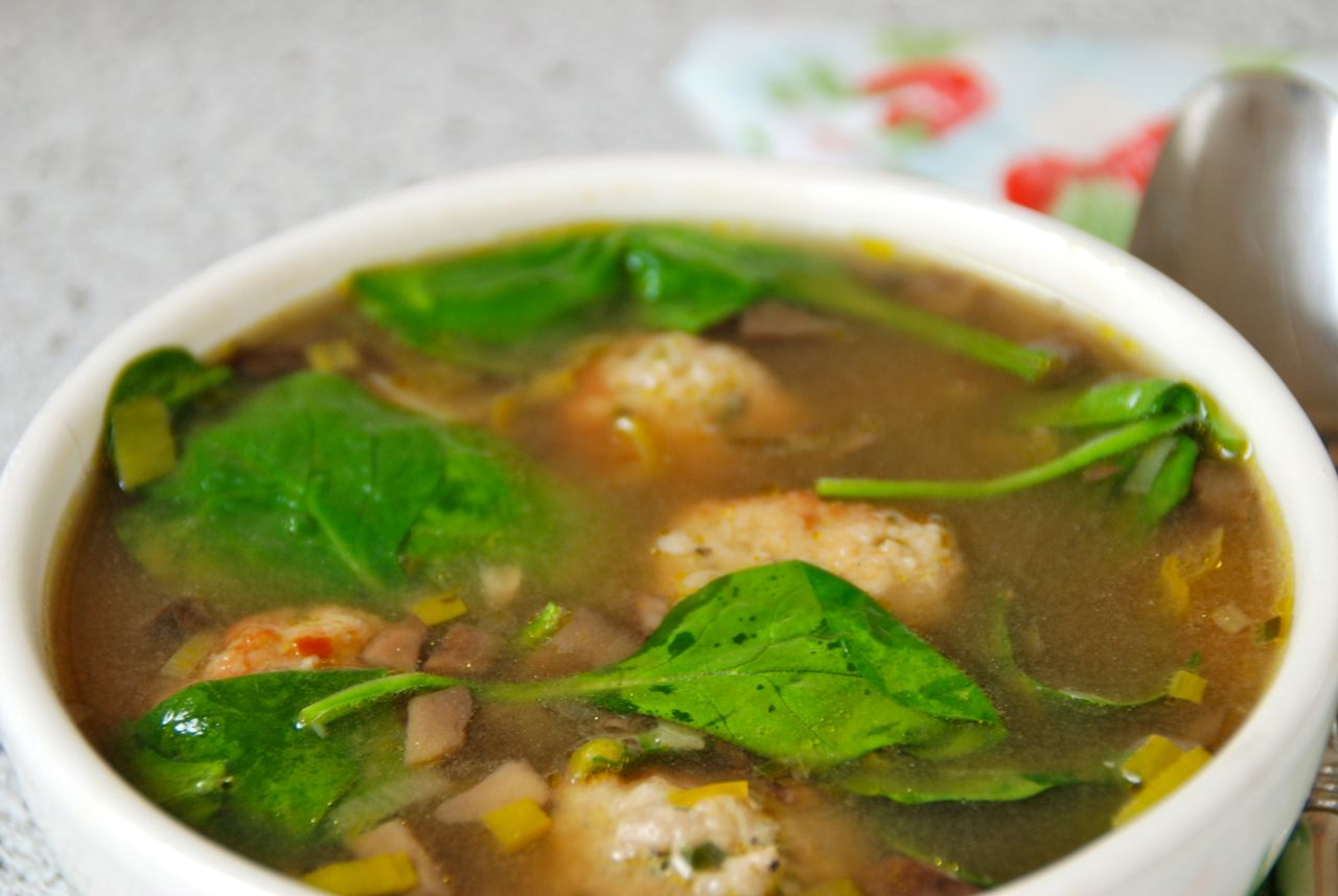 minestrone with mint springtime minestrone spring minestrone soup with ...